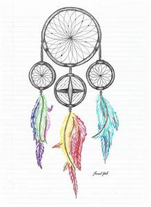 dream catcher drawing | Tumblr