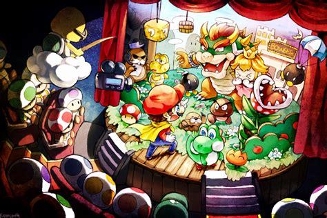 Bowser Super Mario Bros Zerochan Anime Image Board