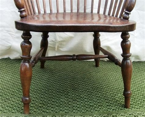 Antique Stick Back Windsor Chair
