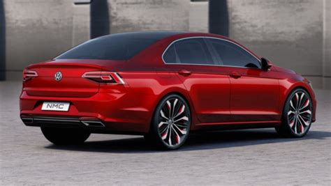 2015 Volkswagen Passat Cc Spied, Uncovered, In China
