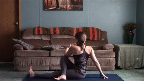Living Room Yoga  Evening Wind Down Youtube