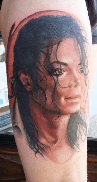 incredible michael jackson tattoos