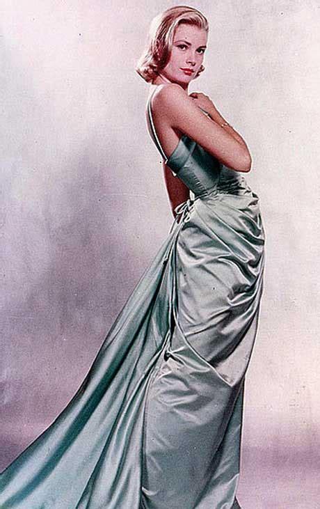 grace kelly classic oscar formal dress evening gown