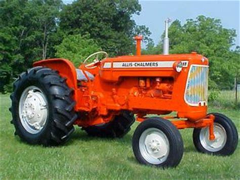 1959 allis chalmers d17 tractorshed