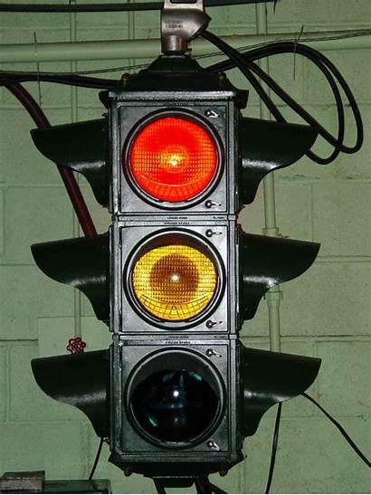 Traffic Lights Hinds Crouse Railroad Way