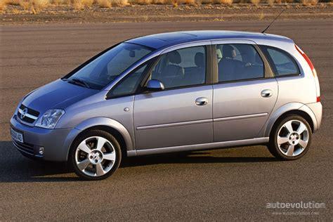 opel meriva opel meriva specs 2003 2004 2005 autoevolution