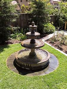 Unique additions to your outdoor space the soothing blog for Backyard water fountains
