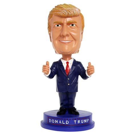 trump donald doll bobble president 45th whitehousegiftshop tn