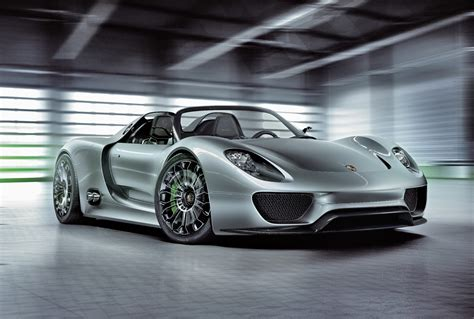 Porsche 918 Spyder Hybrid / The Superslice