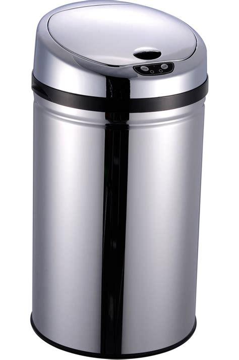poubelle de cuisine 30l poubelle temium automatique 30 l 1412256 darty