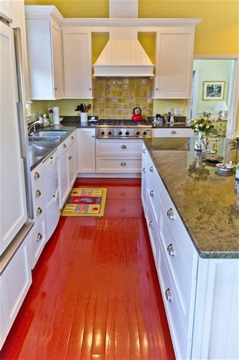 funky painted kitchen cabinets 20 best images about funky kitchen floors on 3673