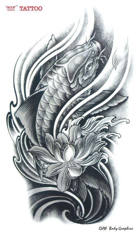 koi fish lotus flower tattoos google search tattoos