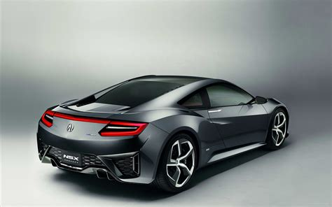 acura nsx concept 2013 widescreen exotic car image 28 of