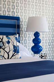 Cobalt Blue Bedroom Decor