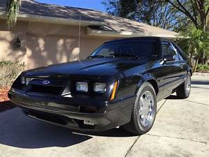 1986 Ford Mustang GT Hatchback Marti Report Low Miles Florida Car for sale - Ford Mustang 2D ...