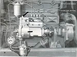 My 6105  Fordson Dexta Fuel Diagram Schematic Wiring