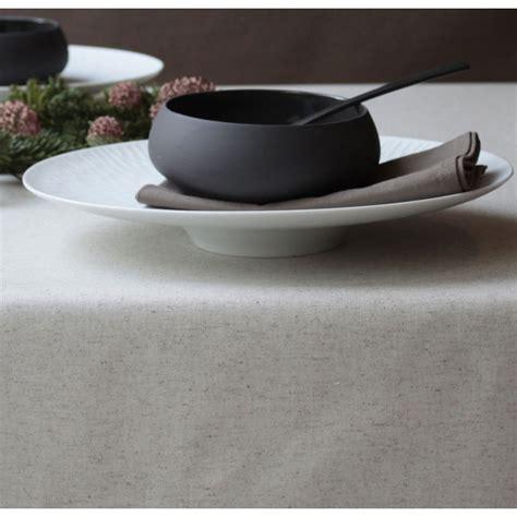 Tischdecke Baumwolle Leinen by Tischdecke Abwaschbar Einfarbige Leinen Baumwolle