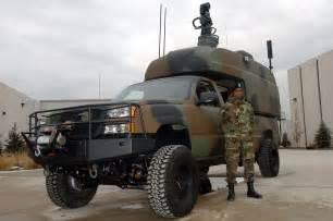 Silverado Chevy Military Trucks