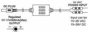 Ac To 12v Dc Power Converter