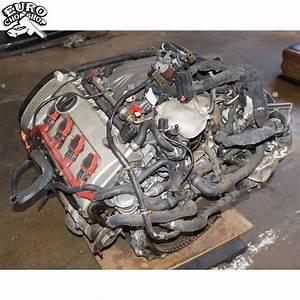 Engine Long Block Assembly 4 2l V8 Audi A8 D3 2004 2005