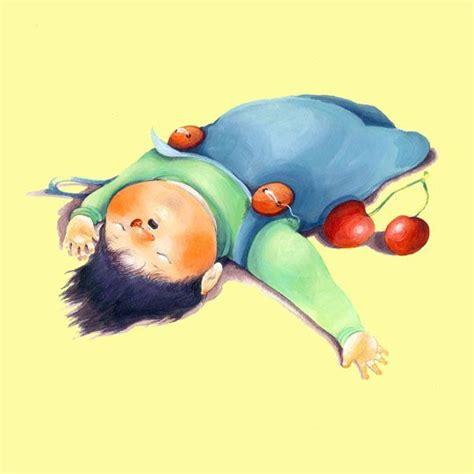 kids illustration art yoga  kids teaching kids