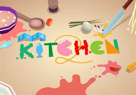 Toca Kitchen 2 » Android Games 365