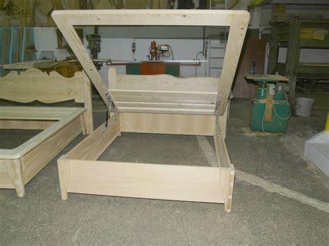 fabbrica letti roma letto contenitore legno fabbrica di zona notte su