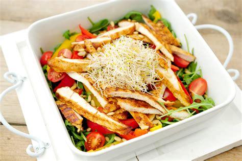 gezonde en snelle gerechten