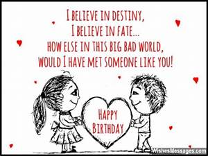 Birthday Wishes for Girlfriend: Quotes and Messages ...
