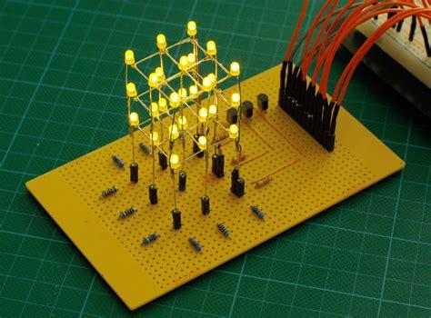 xx led cube part  smyck