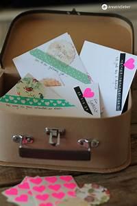 Geschenke Für Hochzeit : diy postkarten hochzeitsgeschenk originelle geschenkidee ~ A.2002-acura-tl-radio.info Haus und Dekorationen