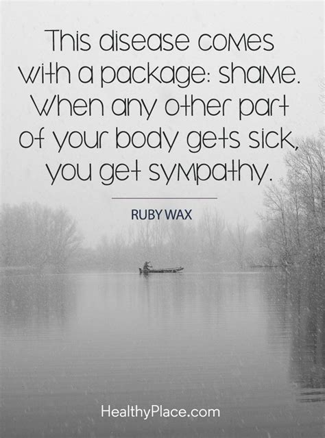 Mental Health Quotes Quotes On Mental Illness Stigma Healthyplace
