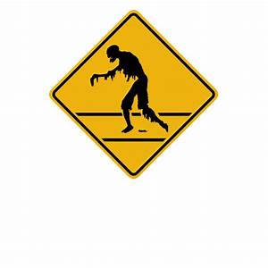 Zombie Crossing Sign Las Vegas Sign Design