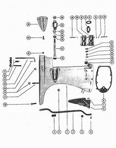 Mercury Mark 35a Wire Diagram  Mercury  Auto Wiring Diagram