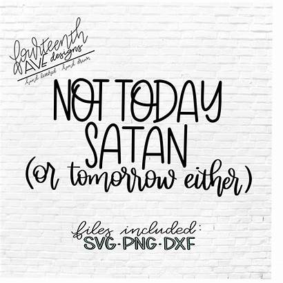 Svg Today Satan Pngio Transparent