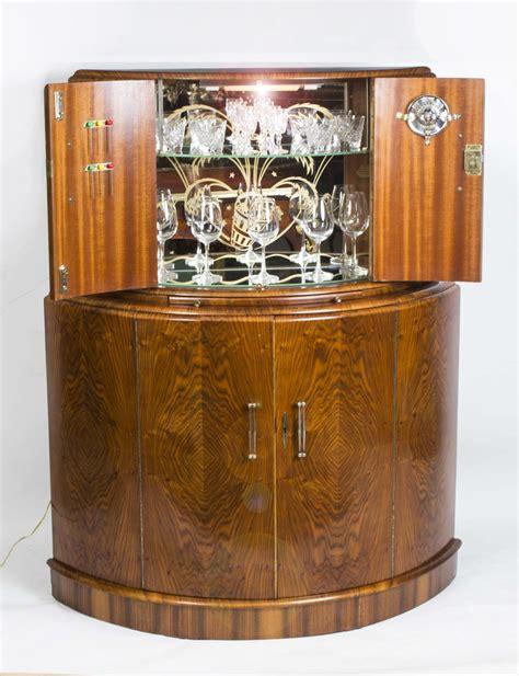 regent antiques cabinets antique deco burr walnut