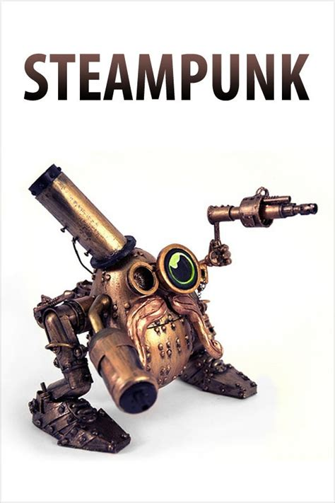 Steampunk - Instructables