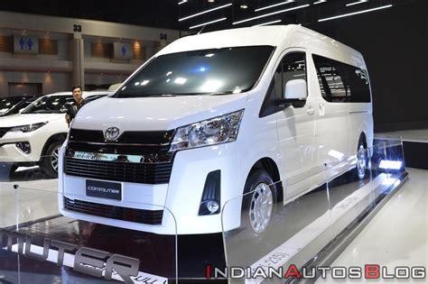 Toyota Hiace 2019 by 2019 Toyota Commuter 2019 Toyota Hiace Commuter Bims