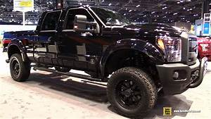 2016 Ford F250 Super Duty Black Ops Editon By Tuscany