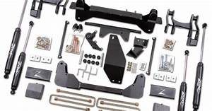 Zone Offroad 6 U0026quot  Ifs Bracket System Lift Kit 1988