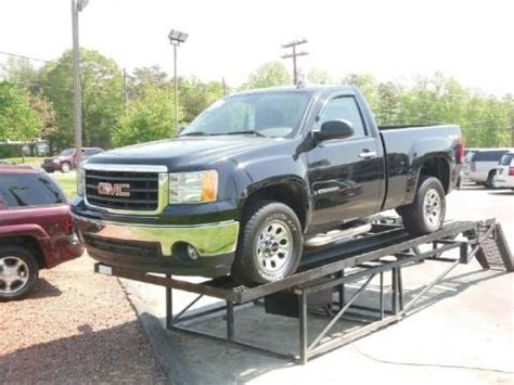 Data Sle For by 2007 Gmc 1500 Sle Regular Cab 4x4 Data Info And