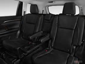2015 toyota highlander hybrid interior u s news best cars