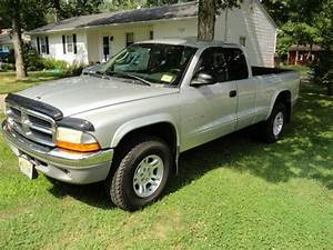 Purchase Used 2002 Dodge Dakota Slt Extended Cab 4x4 In
