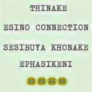 New Xhosa Jokes... Xhosa Silly Quotes