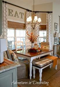 best 25 breakfast nook curtains ideas on pinterest With need working window treatment ideas
