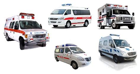 Ambulances Manufacturer In United Arab Emirates
