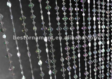rideau perl 233 en cristal en faux rideaux id du produit