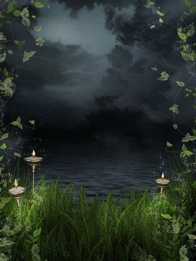 fantasy background   moonchild ljiljadeviantartcom
