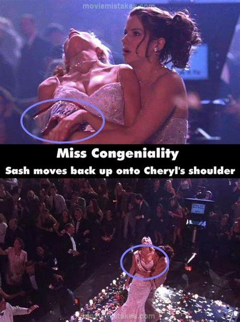 congeniality   mistake picture id