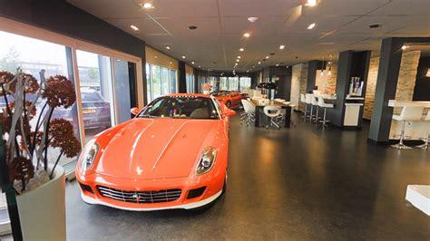 Firstgear Luxury Car Showroom